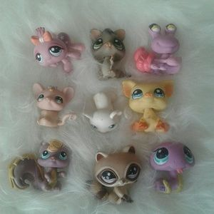 Littlest Pet Shop lot1